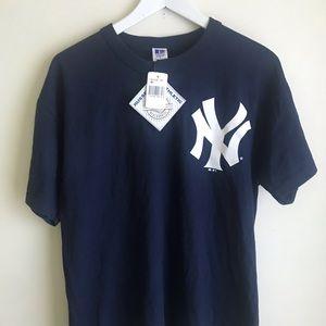 New York yankees t shirt Masahiro Tanaka M henley